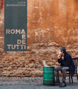Album Roma è de tutti Luca Barbarossa